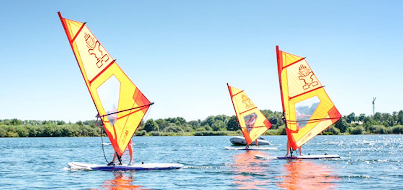 Pelican School Windsurfen Introductieles Header