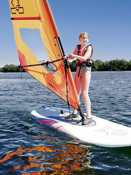 Pelican School Windsurfen