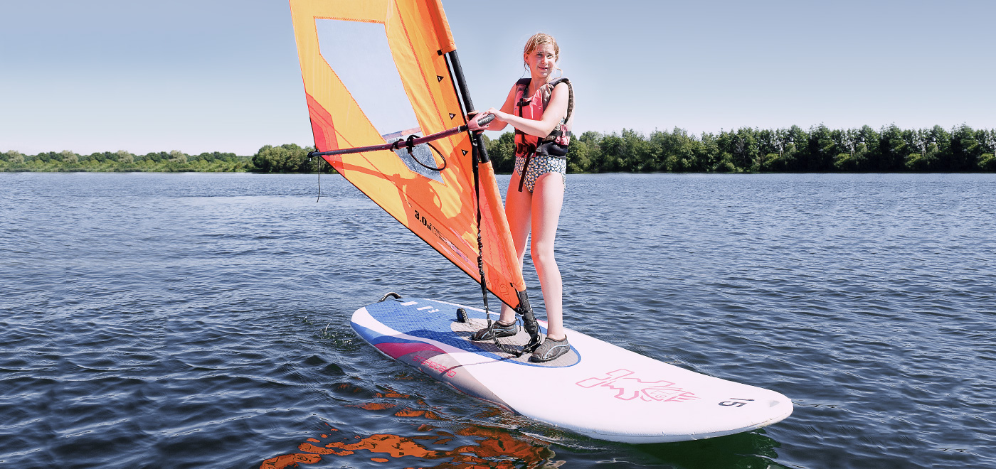 Pelican School Windsurfen Header