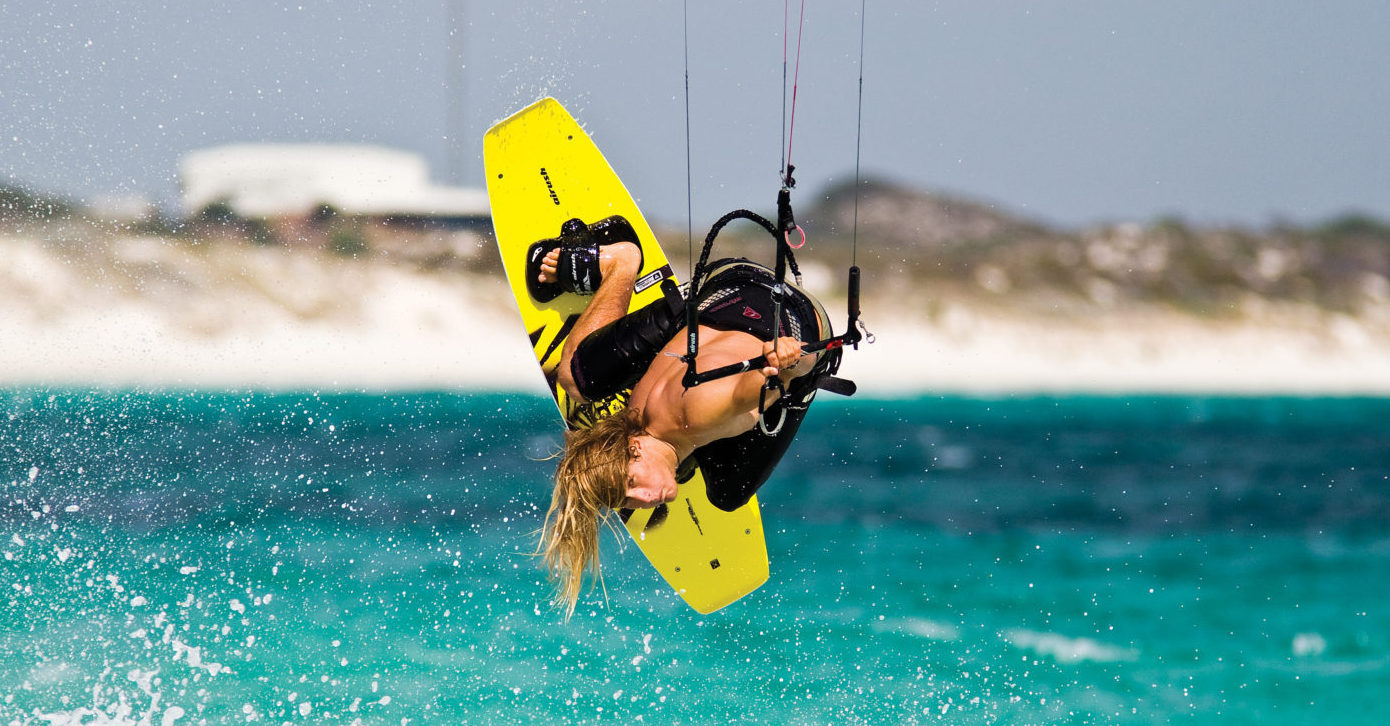 Kamp kitesurfen header